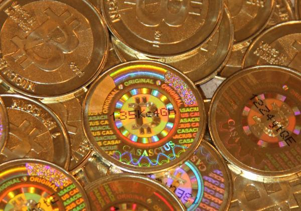 Bitcoins fisicos