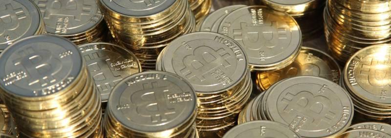 Bitcoins Acuñados