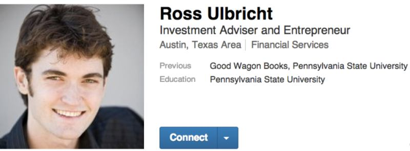Ross William Ulbricht