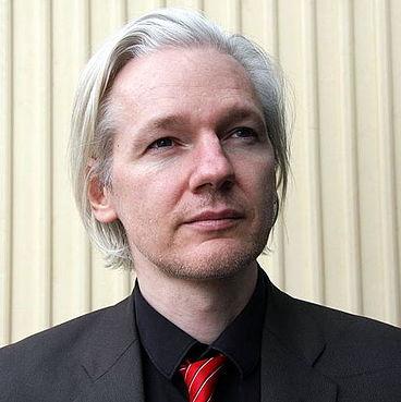 Julian Assange en 2010